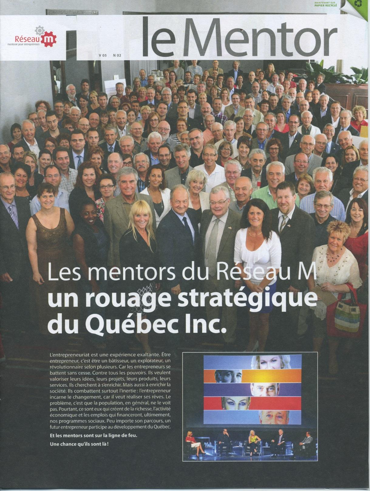 Un rouage stratégique du Québec inc.